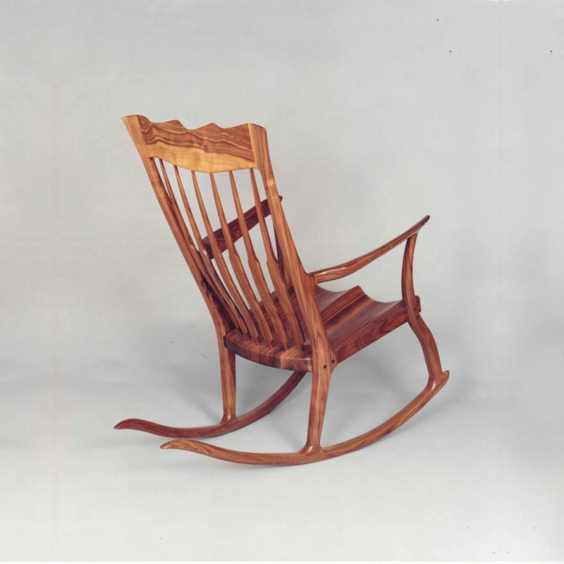Scallop Crest Rocker